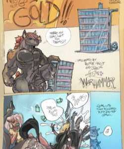 75 LB Weakling 005 and Gay furries comics