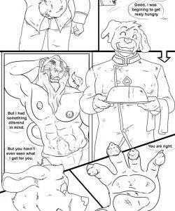 A Big Tip 001 and Gay furries comics