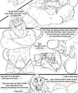 A Big Tip 002 and Gay furries comics