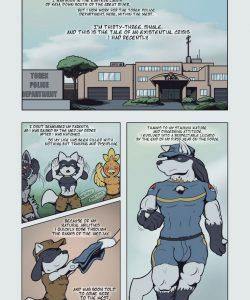 A Darker Shade Of Life 1 002 and Gay furries comics