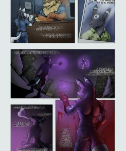 A Darker Shade Of Life 1 006 and Gay furries comics