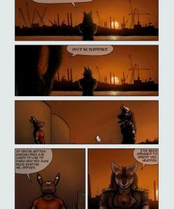A Darker Shade Of Life 1 009 and Gay furries comics