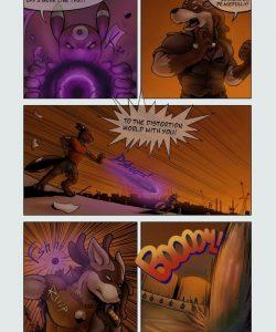 A Darker Shade Of Life 1 010 and Gay furries comics
