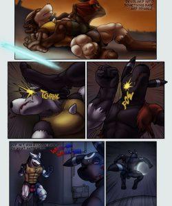 A Darker Shade Of Life 1 012 and Gay furries comics