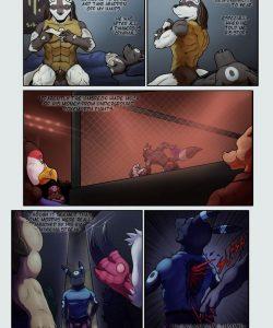 A Darker Shade Of Life 1 016 and Gay furries comics