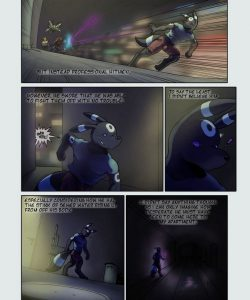 A Darker Shade Of Life 1 017 and Gay furries comics