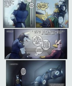 A Darker Shade Of Life 1 024 and Gay furries comics