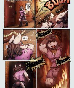 A Darker Shade Of Life 1 026 and Gay furries comics