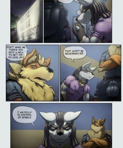 A Darker Shade Of Life 1 027 and Gay furries comics