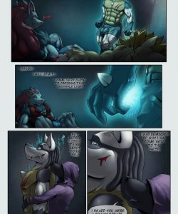 A Darker Shade Of Life 1 030 and Gay furries comics