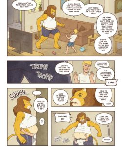 A Day In The Life Scene 1 002 and Gay furries comics