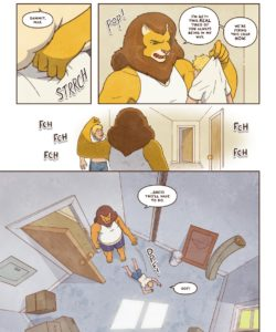 A Day In The Life Scene 1 003 and Gay furries comics
