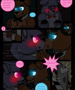 A Fronnie Forever 003 and Gay furries comics