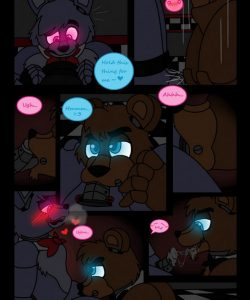 A Fronnie Forever 005 and Gay furries comics