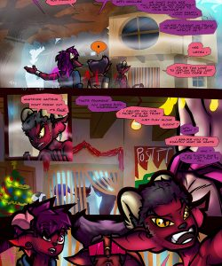 A Gift For You 001 and Gay furries comics