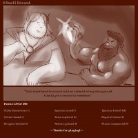 A Small Errand gay furry comic