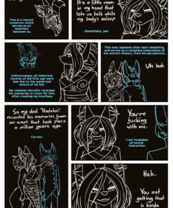A Tale Of Tails 5 - A World Of Hurt 030 and Gay furries comics