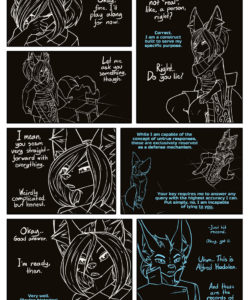 A Tale Of Tails 5 - A World Of Hurt 031 and Gay furries comics