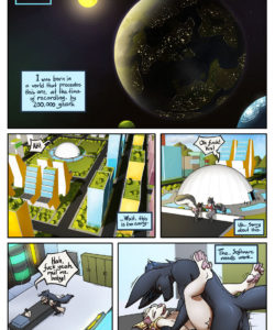 A Tale Of Tails 5 - A World Of Hurt 032 and Gay furries comics