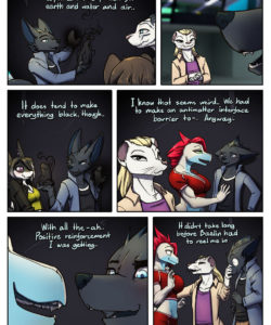 A Tale Of Tails 5 - A World Of Hurt 036 and Gay furries comics