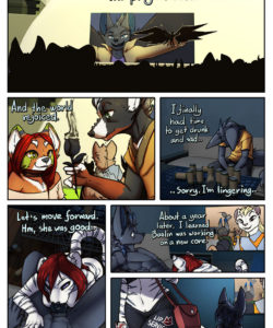 A Tale Of Tails 5 - A World Of Hurt 039 and Gay furries comics
