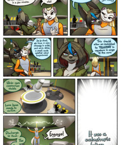 A Tale Of Tails 5 - A World Of Hurt 040 and Gay furries comics