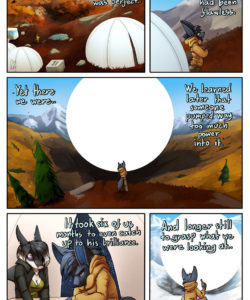A Tale Of Tails 5 - A World Of Hurt 041 and Gay furries comics