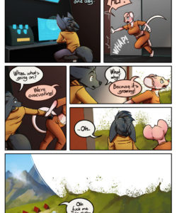 A Tale Of Tails 5 - A World Of Hurt 042 and Gay furries comics