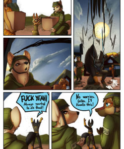 A Tale Of Tails 5 - A World Of Hurt 058 and Gay furries comics