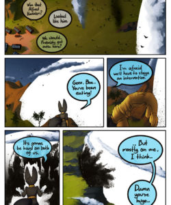 A Tale Of Tails 5 - A World Of Hurt 059 and Gay furries comics