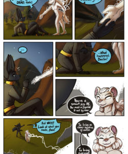 A Tale Of Tails 5 - A World Of Hurt 061 and Gay furries comics