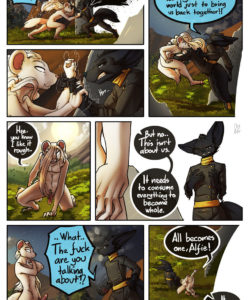 A Tale Of Tails 5 - A World Of Hurt 063 and Gay furries comics