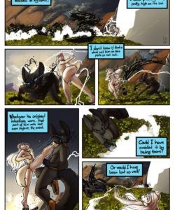 A Tale Of Tails 5 - A World Of Hurt 065 and Gay furries comics