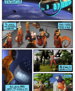 A Tale Of Tails 5 - A World Of Hurt 069 and Gay furries comics