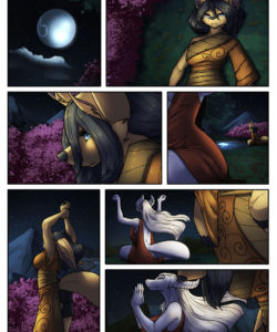 A Tale Of Tails 5 - A World Of Hurt 070 and Gay furries comics