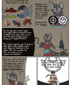 A Tale Of Tails 5 - A World Of Hurt 083 and Gay furries comics