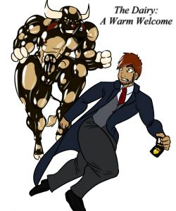 A Warm Welcome 001 Gay Furry Comics