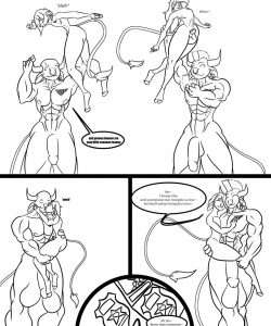 A Warm Welcome 023 and Gay furries comics