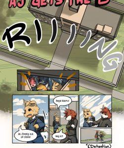 Aj Gets The D Gay Furry Comic Gay Furry Comics