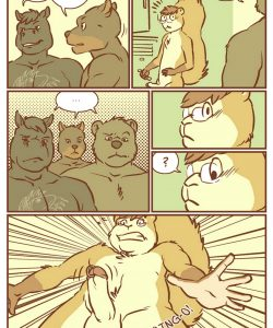 Abe Rape 004 and Gay furries comics