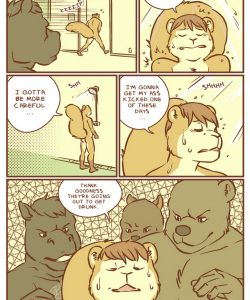 Abe Rape 005 and Gay furries comics