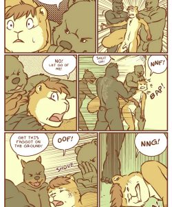 Abe Rape 006 and Gay furries comics