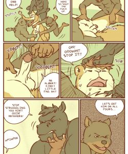 Abe Rape 007 and Gay furries comics