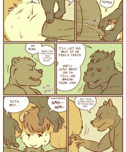 Abe Rape 009 and Gay furries comics
