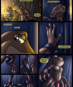 Admiration 005 and Gay furries comics