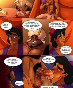 Agrabah Taxes 001 and Gay furries comics