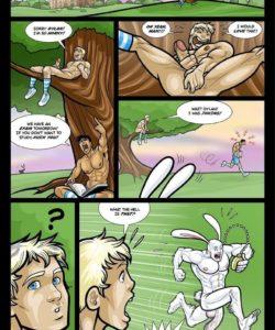 Alex In Bonerland 002 and Gay furries comics