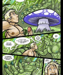 Alex In Bonerland 010 and Gay furries comics