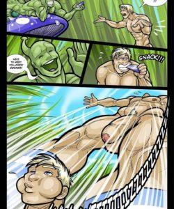 Alex In Bonerland 012 and Gay furries comics