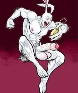 Alex In Bonerland 028 and Gay furries comics